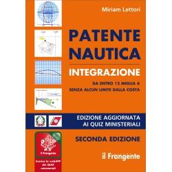 Patente nautica INTEGRAZIONE