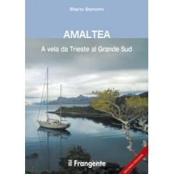 Amaltea a vela da Trieste...